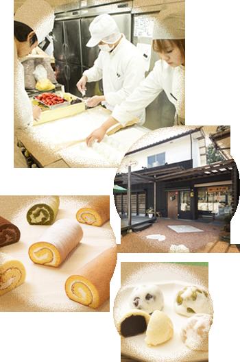 瀬川菓子舗の風景1