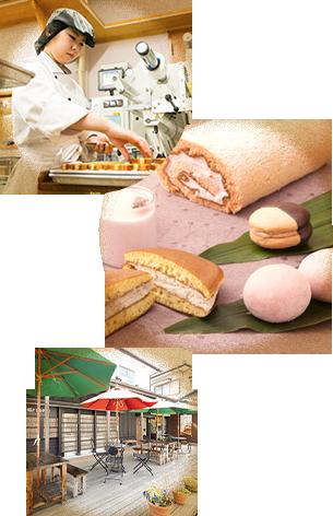 瀬川菓子舗の風景2